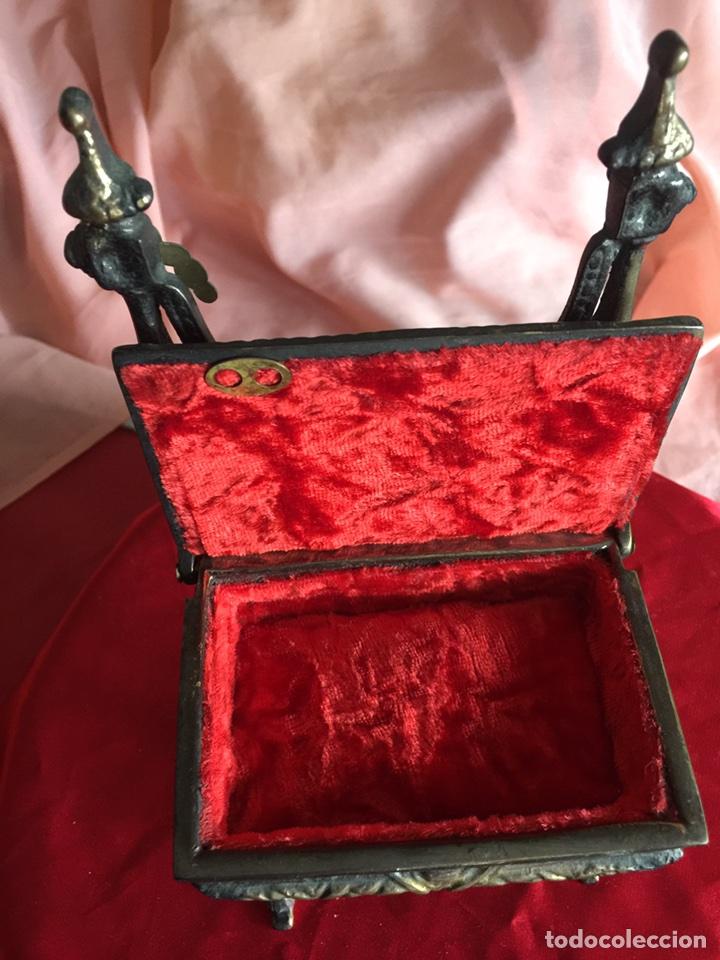 Antigüedades: Maravillosa pieza en bronce - Foto 5 - 105728872