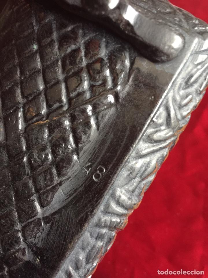 Antigüedades: Maravillosa pieza en bronce - Foto 6 - 105728872
