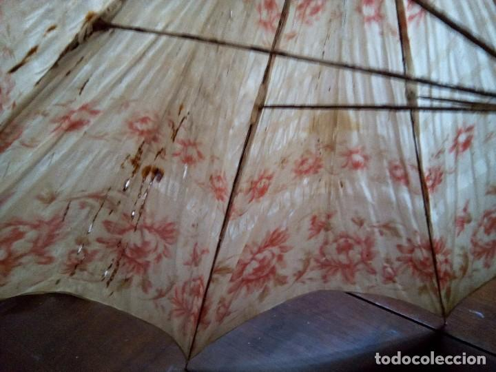 Antigüedades: * ANTIGUO PARAGUAS..PPSS S XX. (Rf:BM/c) - Foto 2 - 105744283