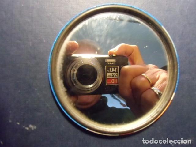 Antigüedades: ESPEJO DE BOLSO DE SEÑORA - Foto 2 - 105839359
