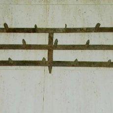 Antigüedades: ANTIGUA GRADA DE HIERRO PARA LA AGRICULTURA.. Lote 105862959