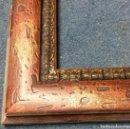 Antigüedades: EXCELENTE MOLDURA DE CALIDAD. NUEVA. A ESTRENAR. PARA 55X46. F10.. Lote 105863455