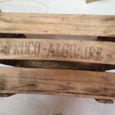 Antigüedades: CAJA DE FRUTA. Lote 105933415