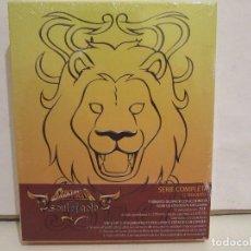 Series de TV: SAINT SEIYA - SOUL OF GOLD - SERIE COMPLETA - 3 BLURAY + EXTRAS EXCLUSIVOS - NUEVO. Lote 105943811