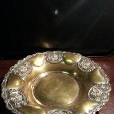 Antigüedades: CENTRO DE MESA -METAL .. Lote 106043367