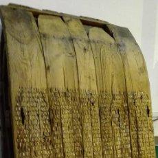 Antigüedades: PRECIOSO Y GRAN TRILLO, COMPLETO DE PIEDRAS.. Lote 106056627