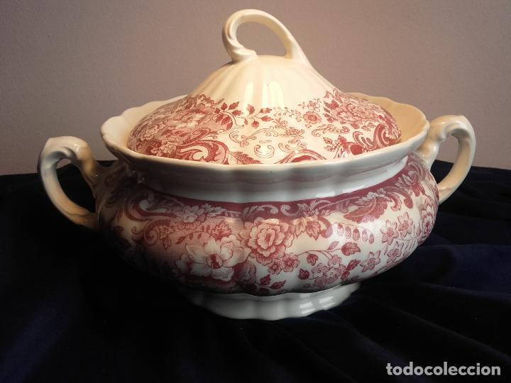 SOPERA LA CARTUJA DE SEVILLA (Antigüedades - Porcelanas y Cerámicas - La Cartuja Pickman)