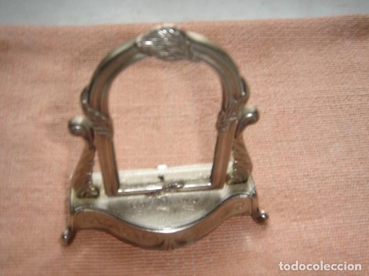 Antigüedades: portafotos art deco - Foto 3 - 106072415
