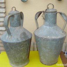 Antigüedades: LECHERAS -CÁNTARAS. Lote 106079231