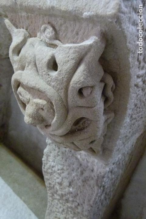 Antigüedades: CHIMENEA DE PIEDRA - Foto 3 - 106131723