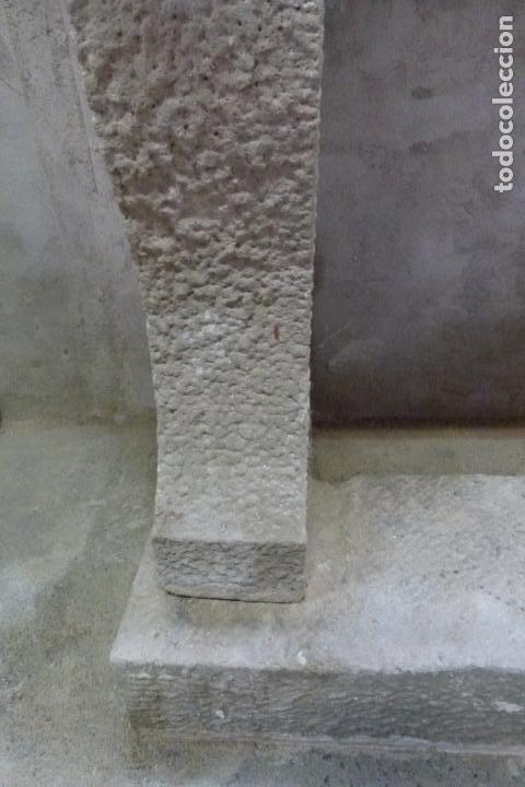 Antigüedades: CHIMENEA DE PIEDRA - Foto 6 - 106131723