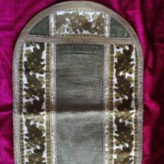 Antigüedades: PRECIOSO TAPETE RELIGIOSO. Lote 106141071