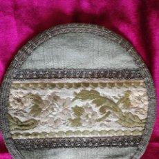 Antigüedades: PRECIOSO TAPETE RELIGIOSO. Lote 106141303