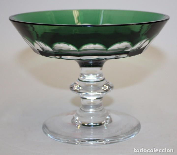 CENTRO EN CRISTAL (Antigüedades - Cristal y Vidrio - Otros)