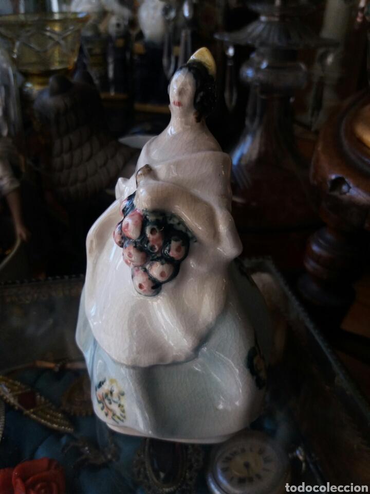 BONITA VALENCIANA DE CERÁMICA PEYRO (Antigüedades - Porcelanas y Cerámicas - Manises)