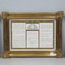 Antigüedades: BONITAS SACRAS DE BRONCE PARA ALTAR. SIGLO XIX. Lote 106271819