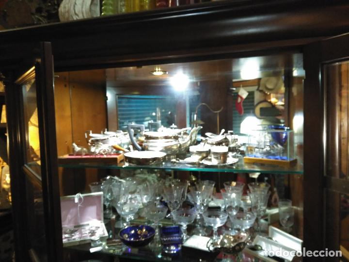Antigüedades: ENORME GRAN JUEGO TÉ CAFÉ..PLATA 925 MACIZA 1330 gm TETERA LECHERA AZUCARERO ,2.420,00 € FIRMADO - Foto 11 - 54700326