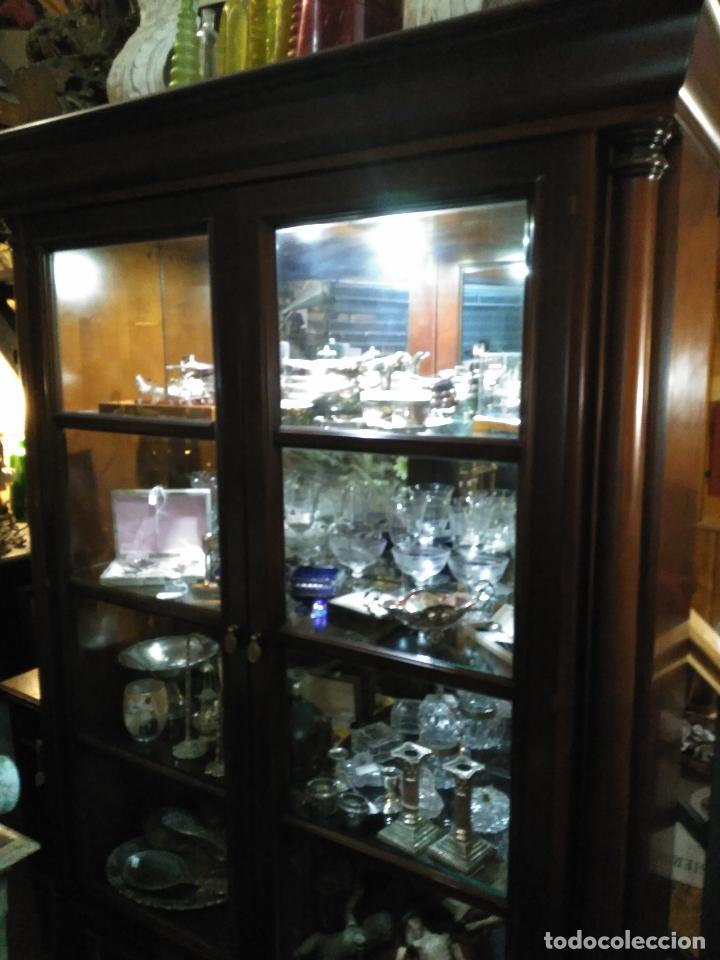 Antigüedades: ENORME GRAN JUEGO TÉ CAFÉ..PLATA 925 MACIZA 1330 gm TETERA LECHERA AZUCARERO ,2.420,00 € FIRMADO - Foto 12 - 54700326