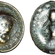 Antigüedades: MEDALLA DEL SIGLO XVIII SAN ANASTASIO/SAN VENANCIO-Nº 136. Lote 106670455