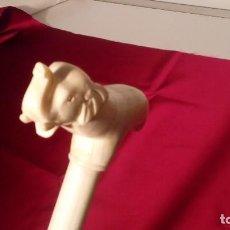 Antiques - Bastón en hueso de camello - 106684399