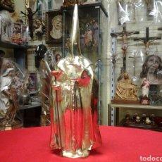 Antigüedades: PASO DE SEMANA SANTA CROMADO. Lote 106776351