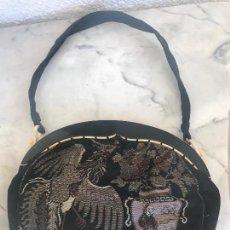 Antigüedades: IMPORTANTE BOLSO JAPONÉS REALIZADO EN CELULOIDE Y PASTA 1950'S.. Lote 106903139