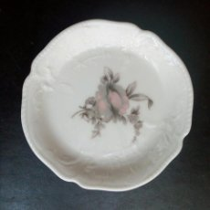 Antigüedades: ROSENTHAL - PLATO PORCELANA CLASSIC ROSE COLLECTION - GERMANY Ø 9 CM.. Lote 106911463