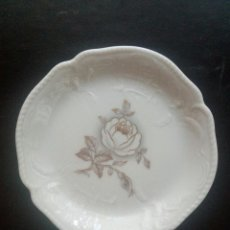 Antigüedades: ROSENTHAL - PLATO PORCELANA CLASSIC ROSE COLLECTION - GERMANY Ø 9 CM.. Lote 106913399
