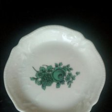 Antigüedades: ROSENTHAL - PLATO PORCELANA CLASSIC ROSE COLLECTION - GERMANY Ø 9 CM.. Lote 106913483