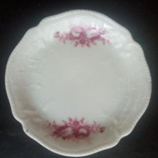 Antigüedades: ROSENTHAL - PLATO PORCELANA CLASSIC ROSE COLLECTION - GERMANY Ø 9 CM.. Lote 106913583