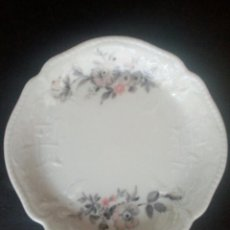 Antigüedades: ROSENTHAL - PLATO PORCELANA CLASSIC ROSE COLLECTION - GERMANY Ø 9 CM.. Lote 106913699