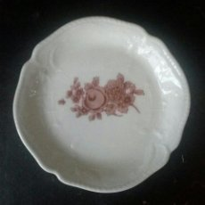 Antigüedades: ROSENTHAL - PLATO PORCELANA CLASSIC ROSE COLLECTION - GERMANY Ø 9 CM.. Lote 106913783