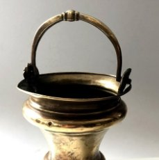 Antigüedades: ACETRE ECLESIÁSTICO - LATÓN S. XVIII - XIX. Lote 106935887