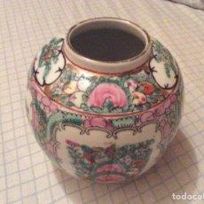 Antigüedades: JARRON CHINO. Lote 194540397