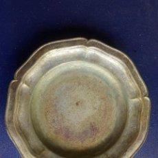 Antigüedades: BANDEJA PLATEADO. Lote 106999795