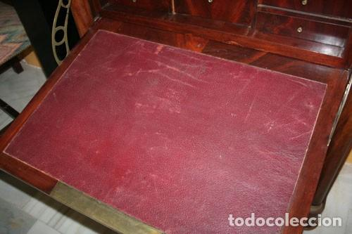 Antigüedades: SECRETER IMPERIO, ÉPOCA REF.6147 - Foto 6 - 107017403