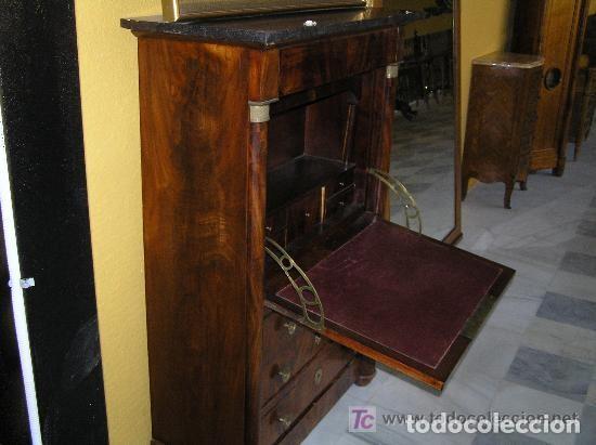 Antigüedades: SECRETER IMPERIO, ÉPOCA REF.6147 - Foto 9 - 107017403