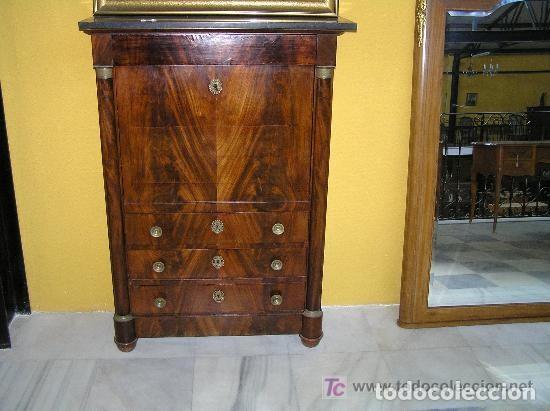 Antigüedades: SECRETER IMPERIO, ÉPOCA REF.6147 - Foto 10 - 107017403