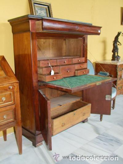 Antigüedades: SECRETER LUIS FELIPE REF.6149 - Foto 5 - 107020915