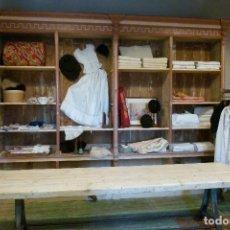Antigüedades: GRAN MUEBLE DE TIENDA. Lote 107061831