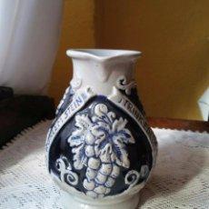 Antigüedades: JARRA ALEMANA DE CERAMICA O PORCELANA.. Lote 107082967