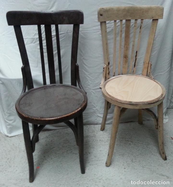 Liquidacion sillas de casino bar antiguas comprar for Recoger muebles