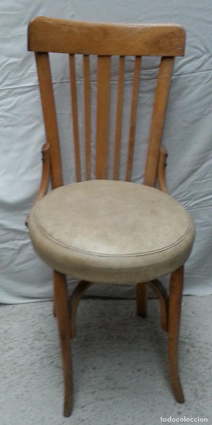 Liquidacion sillas de casino bar antiguas comprar - Restaurar sillas antiguas ...