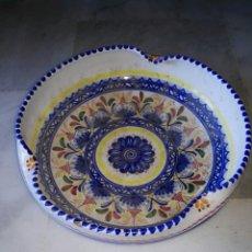 Antigüedades: CERAMICA PUENTE DEL ARZOBISPO. Lote 107099766
