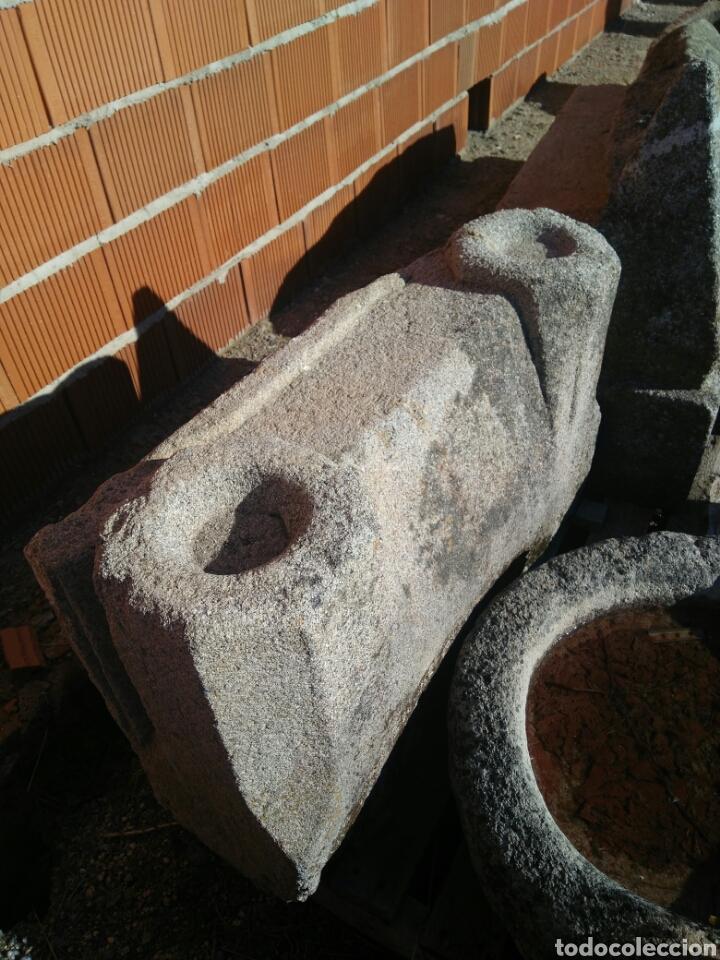 Antigüedades: Posible altar antiguo en piedra de granito - Foto 2 - 107196254