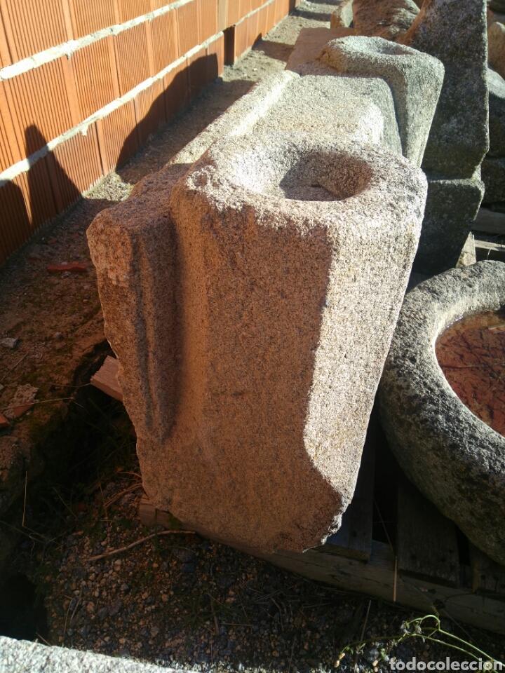 Antigüedades: Posible altar antiguo en piedra de granito - Foto 3 - 107196254