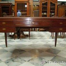 Antigüedades: MESA DE DESPACHO DIRECTORIO REF.6154. Lote 107226331