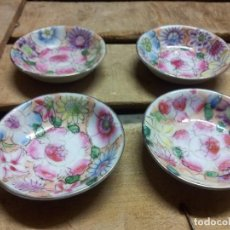 Antiquitäten - Ceniceros porcelana. Juego 4 - 107226439