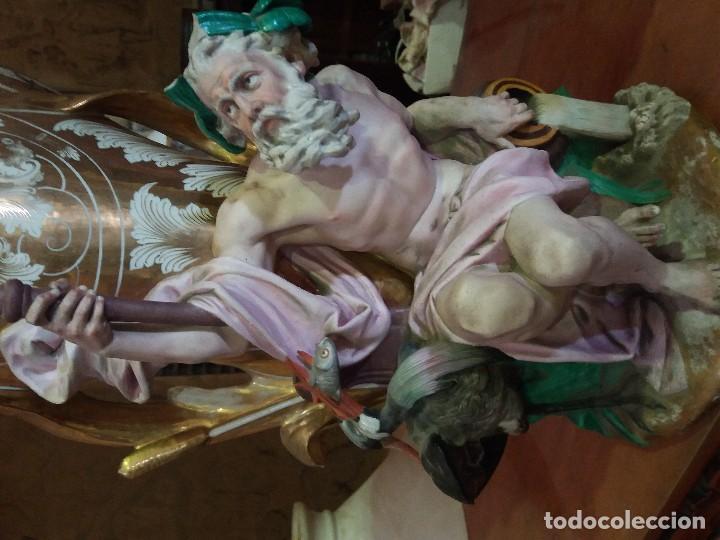 Antigüedades: pareja de jarrones cebre - Foto 9 - 107321487