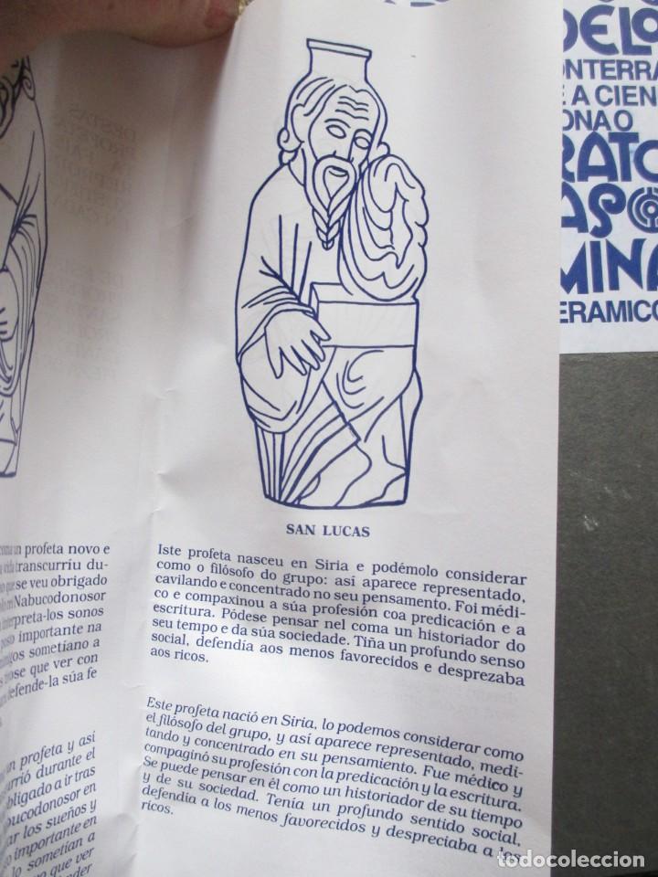 Antigüedades: BOTELLA AGUARDIENTE PROFETA PORTICO DE LA GLORIA ' SAN LUCAS ' NUMERADA 1291/1993, INC CAJA + INFO - Foto 7 - 107349379